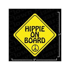 funny hippie bumper stickers - Google Search