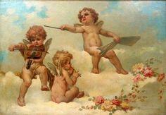 Sweet, sweet, cherubs...