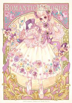 We have prepared Japanese authentic goods. Steven Universe Drawing, T Art, Artwork Images, Pretty Art, Cute Illustration, Anime Art Girl, Gouache, Art Inspo, Amazing Art