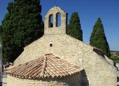 la chapelle Saint-Julien. Miramas-le-Vieux