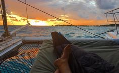 Dive fish sleep; wake-up watch the sunrise repeat.  We had a leisurely downwind sail yesterday afternoon picked up a mooring at Low Isles last night and are pushing north to the Hope Islands today.  Not a care in the world for the next two weeks -- #freediving #sailing #coral #reef #ocean #nature #lowisles #northqueensland #greatbarrierreef #marinelife #lizardisland #expedition #adventure #salt #spearfishingsuperstore #exploreTNQ #thisisqueensland #australia #deep by patricknevard…