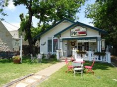 Fredericksburg Pie Company - sweetest place in the Texas Hill Country