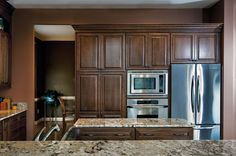 Leesburg Traditional Kitchen - traditional - kitchen - dc metro - Synergy Design & Construction, Inc.