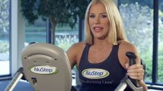 If you are new to NuStep, check out our beginners guide training video! Fitz Koehler will show you how to get a fantastic cardio workout on the NuStep. It's time to get to work with Fitz and NuStep.