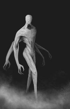 Fog Monster , Ricardo Nieves, - New Ideas Dark Creatures, Fantasy Creatures, Mythical Creatures, Alien Creatures, Monster Concept Art, Monster Art, Monster High, Fantasy Kunst, Dark Fantasy Art