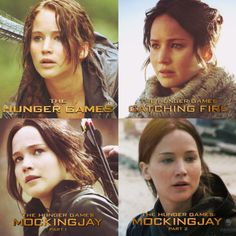 Katniss Everdeen ~ The Hunger Games Series