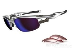 OAKLEY FAST JACKET ASIAN FIT SUNGLASSES 009162-07 SILVER W/ G30 IRIDIUM LENSES by Oakley. $220.00. Free Shipping. The Oakley Fast Jacket Asian Fit Sunglasses are part of a leading sports sunglasses company for both men and women. The Oakley Fast Jacket Asian Fit Sunglasses for men or women offers sun wear that meets the demands of the sports performance, active and lifestyle consumer. Oakley Glasses, Sports Sunglasses, Lenses, Women Accessories, How To Wear, Fat, Asian, Free Shipping, Jacket