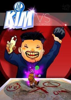 dokhAus : Kim Jong Un