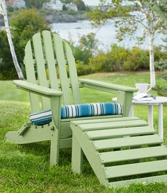 Should you have a passion for adirondack furniture a person will appreciate this info! Adirondack Chair Cushions, Cheap Adirondack Chairs, Adirondack Furniture, Outdoor Chairs, Outdoor Furniture, Outdoor Decor, Small Accent Chairs, Accent Chairs For Living Room, Modern Dining Chairs