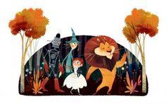 The Wonderful Wizard of Oz by Lorena Alvarez  AssemblyFairytale