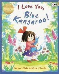 I Love You Blue Kangaroo and more online story books