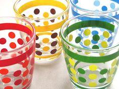 sour cream glass I have these! Vintage Bowls, Vintage Kitchenware, Vintage Bar, Vintage Dishes, Vintage Glassware, Vintage Love, Retro Vintage, Vintage Items, Retro Appliances