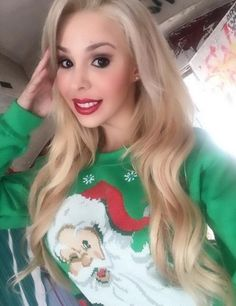 Pretty Girls In Ugly Sweaters (Tis The Season!)
