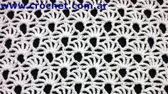 Image result for puntos fantasia abiertas de crochet con graficos