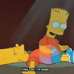 26 Essential Life Lessons From The Simpsons The Simpsons, Simpsons Quotes, Simpsons Funny, Simpson Wave, Wubba Lubba, Simpson Wallpaper Iphone, All Meme, Sad Pictures, Mood Wallpaper
