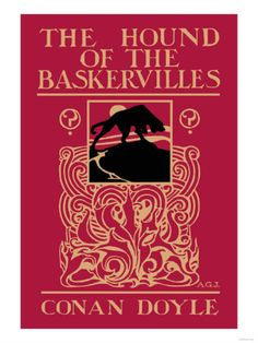 50 Essential Mystery Novels That Everyone Should Read By Emily Temple on Jan Hound of the Baskervilles, Arthur Conan Doyle Really, you should read this as all the Sherlock Holmes stories, but choices have to be made. I Love Books, Good Books, Books To Read, My Books, Sherlock Holmes, Book Cover Art, Book Art, Book Covers, Wal Art
