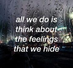 Imagen de feelings, quote, and halsey