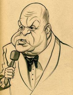 Don Rickles (by Zack Wallenfang)