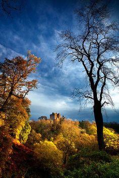 filmsnkjennie: Castle Campbell Scotland