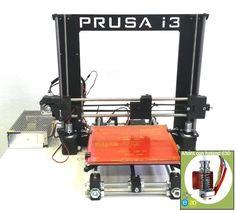 impresora3d Fundación FabLab Córdoba invita a fabricar de cero su impresora 3D