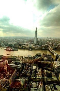 Sky Garden, London Sky Garden, Paris Skyline, London, Travel, Trips, Viajes, Traveling, London England, Tourism