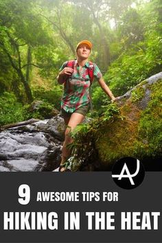 Tips for hiking in hot weather