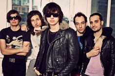 The Strokes- the extent I would go to see them live