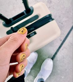 Looking for new ways to paint your nails? From polka dots to pastels, we've rounded up the best manicure ideas for spring Edgy Nails, Funky Nails, Stylish Nails, Trendy Nails, Swag Nails, Grunge Nails, Nail Design Stiletto, Nail Design Glitter, Spring Nail Art