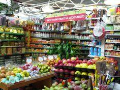 Essex Street Market in New York, NY