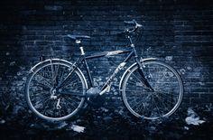 New Bike / 'New Delft Blue' by Hjar® View this nov 21th photo at: www.blipfoto.com/hjarald