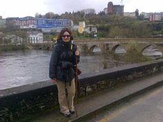 #Lugo, puente romano, #CaminoPrimitivo