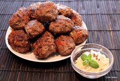 cookvalley - tanker om mad: Fredagens fingermad: Kebbeh med fyld og hjemmelave...
