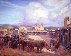 New Mexico Art Tells New Mexico History.