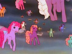 Flutter ponies, Bright Lights