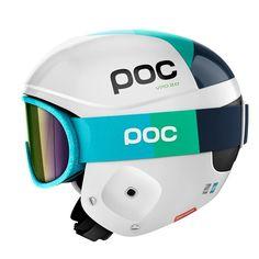 POC racing helmet