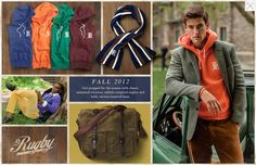 Rugby UK from Rugby Ralph Lauren