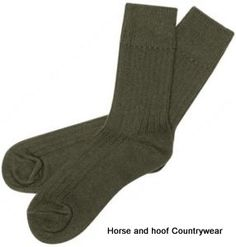 Jack Pyke of England Ankle Boot Socks - Green Made from 100 soft touch