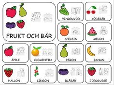 Sign Language Book, Learn Swedish, Swedish Language, School Signs, Farm Theme, Family Kids, Kindergarten, Crafts For Kids, Preschool