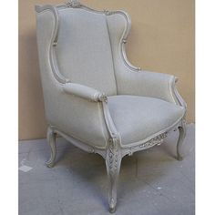 Buy Ex-display clearance show-home furniture. French style, Brooklyn oak and Vintage leather Pool Furniture, Furniture Sale, Custom Furniture, Bedroom Furniture, White Painted Furniture, French Furniture, Shabby Chic Furniture, Wingback Chair, Armchair