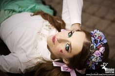 Photoshooting inspired by by doll Ale, Flower Headbands, Crown, Dolls, Flowers, Handmade, Inspiration, Beauty, Inspired