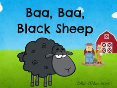 Preschoolers learn all about sheep in this twisted take on a classic nursery rhyme. Includes thinking activities - What's Missing? What Doesn't Belong? Science For Kids, Art For Kids, Sheep Shearing, Baa Baa Black Sheep, Classic Nursery Rhymes, Dairy Cattle, American Academy Of Pediatrics, Humpty Dumpty, Vertebrates