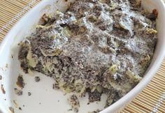 Mákos-túrós tészta