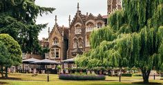 The luxurious Oakley Court is an imposing Victorian Mansion overlooking the River Thames, just a few miles away from the Royal Windsor Racecourse, Windsor Castle, and LEGOLAND.