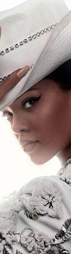 Rihanna for Vogue