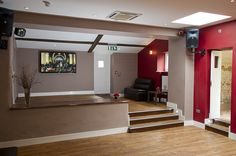 The Party Room at Tonedale House, perfect for your Large House Party.