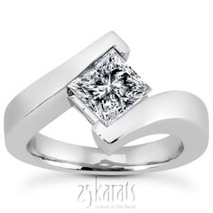 A gem solitaire could be the essential gemstone diamond engagement ring. Although other gemstone diamond engagement ring settings fall and increase in recognition, a solitaire ring can be a classic… Buying An Engagement Ring, Princess Cut Rings, Princess Cut Engagement Rings, Wedding Ring Bands, Diamond Engagement Rings, Beautiful Wedding Rings, Diamond Solitaire Rings, Modern Jewelry, Diamond Cuts