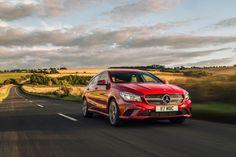 Mercedes-Benz CLA 220CDI 4MATIC OrangeArt Shooting Brake | Eurekar
