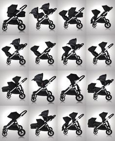 The Baby Jogger City Select - One of the best strollers for twins?! YES!!! {REPIN} and {FOLLOW} us! www.blissfulbabynurse.com