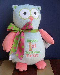 Hooty the Owl $35.00
