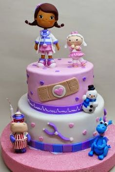 New birthday cupcakes fondant girls party ideas ideas Fondant Girl, Fondant Cupcakes, Cupcake Cakes, Fondant Cakes Kids, Beautiful Cakes, Amazing Cakes, Birthday Cupcakes, Birthday Parties, 4th Birthday